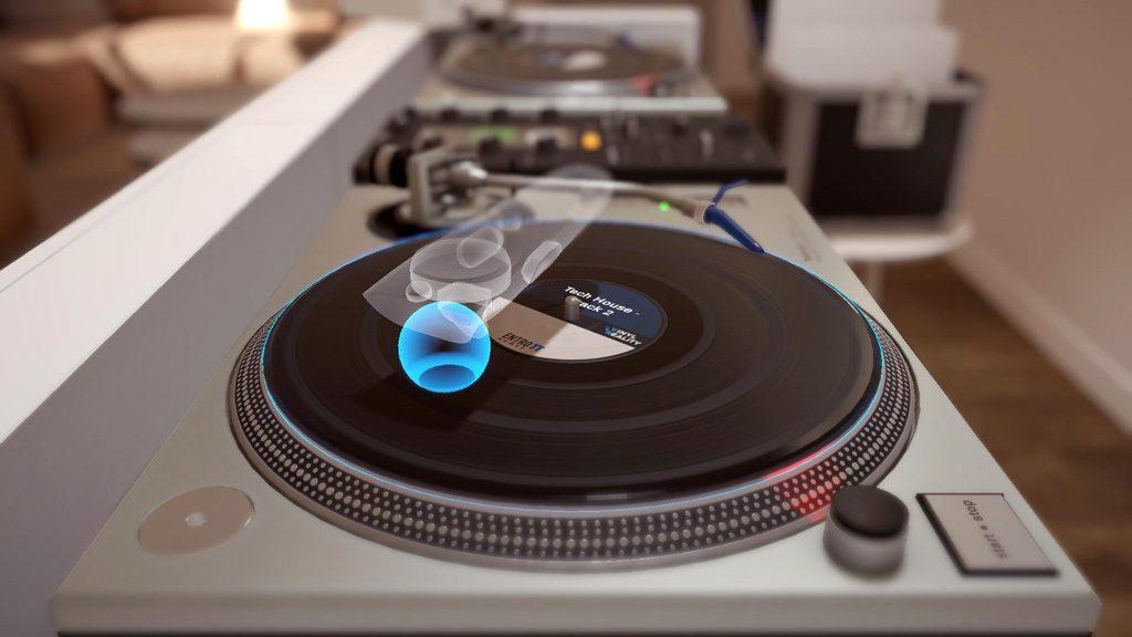 Vinyl Reality – DJ in VR