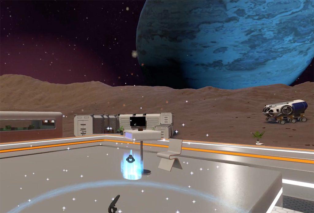 Virtual Saturn VR