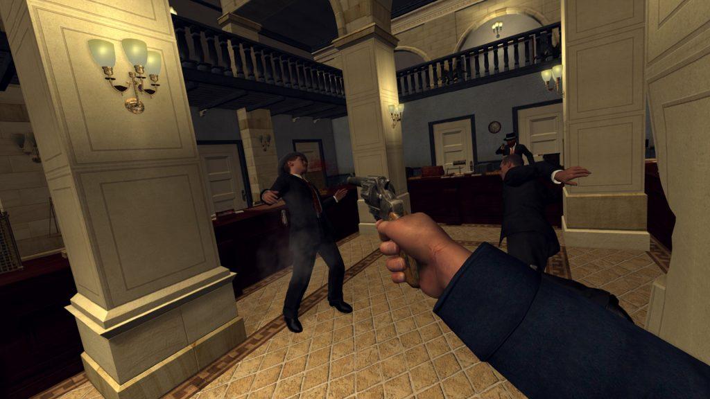 L.A. Noire Schuss