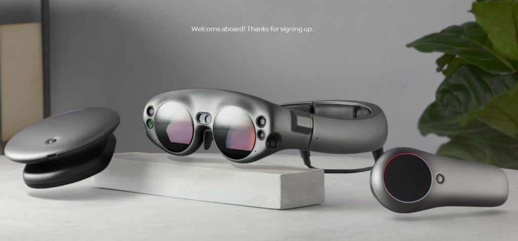 Magic Leap One 2