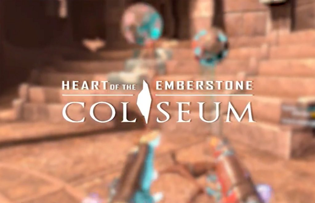 Heart of the Emberstone Coliseum
