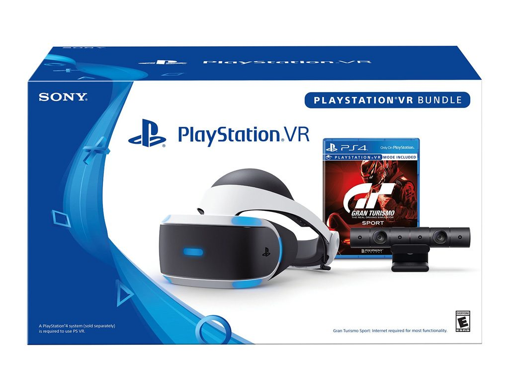 Gran Turismo Sports PSVR PlayStation VR