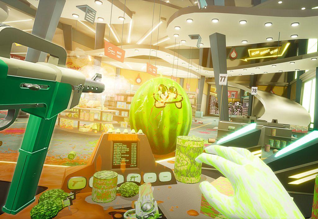Shooty Fruity VR
