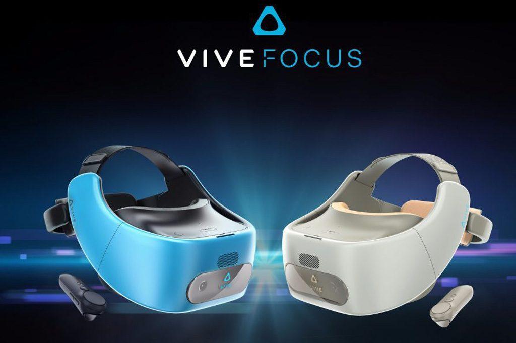 Vive Focus von HTC