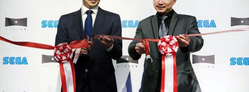 STARVR Sega