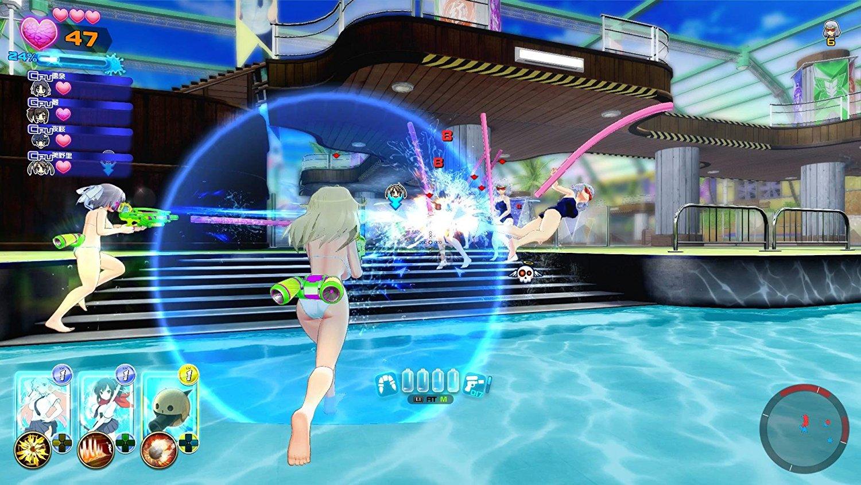 Senran-Kagura-Peach-Beach-Splash-PS4-PSVR