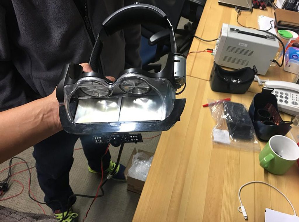 ANTVR Mix AR VR