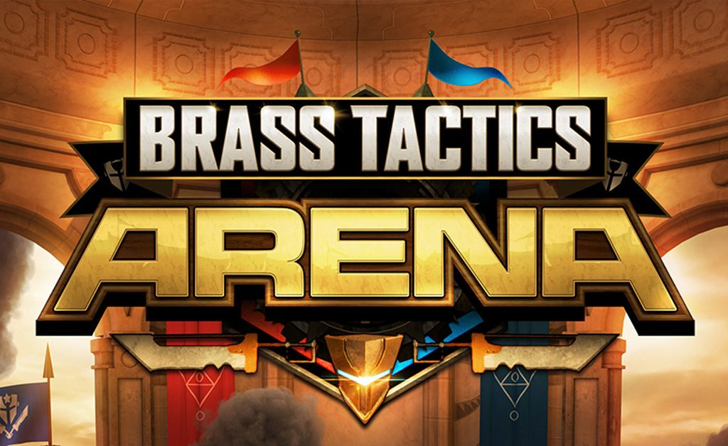 Brass Tactics Arena Oculus Rift