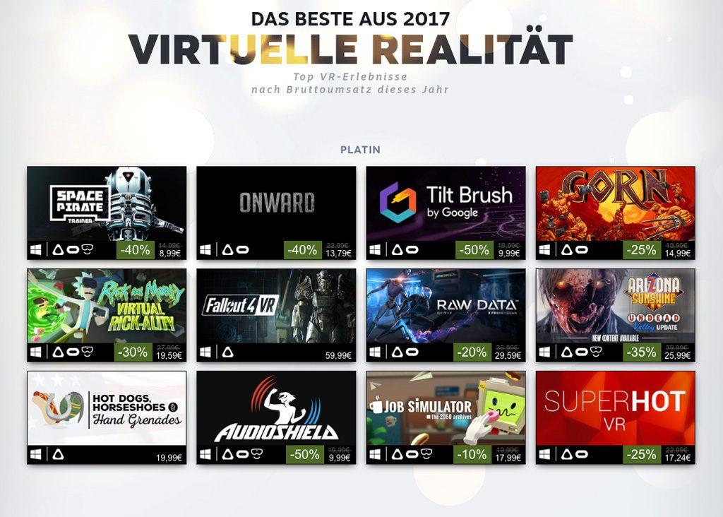 Steam Top Seller 2017