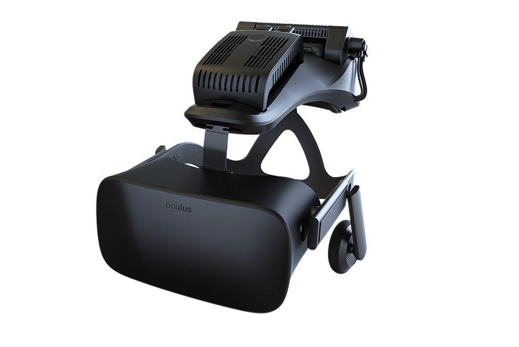 TPCast Plus Oculus Rift
