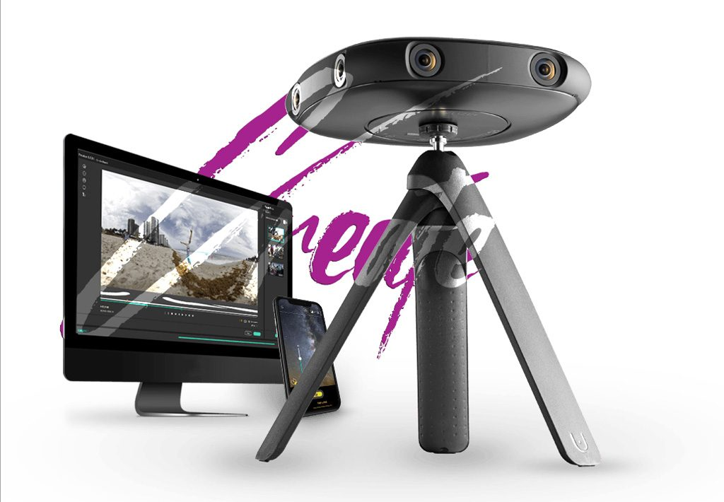 Vuze+ 3D 360 Grad Kamera