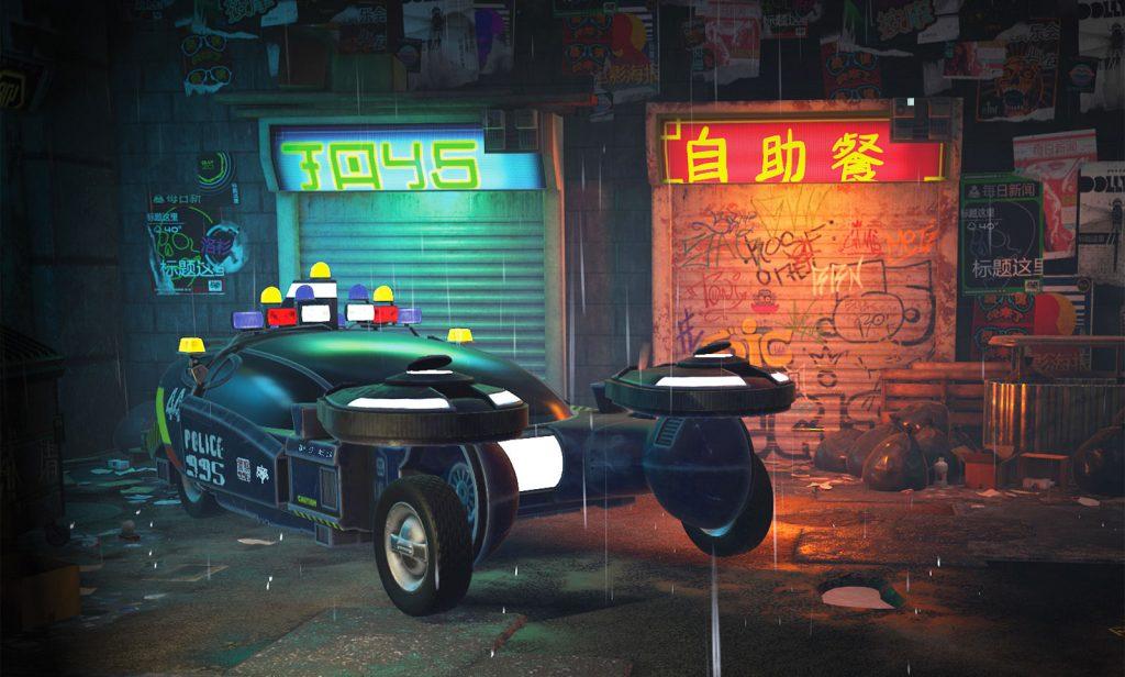 Blade Runner Revelations Mirage Solo