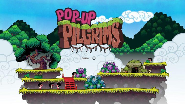 PopUpPilgrim für PSVR