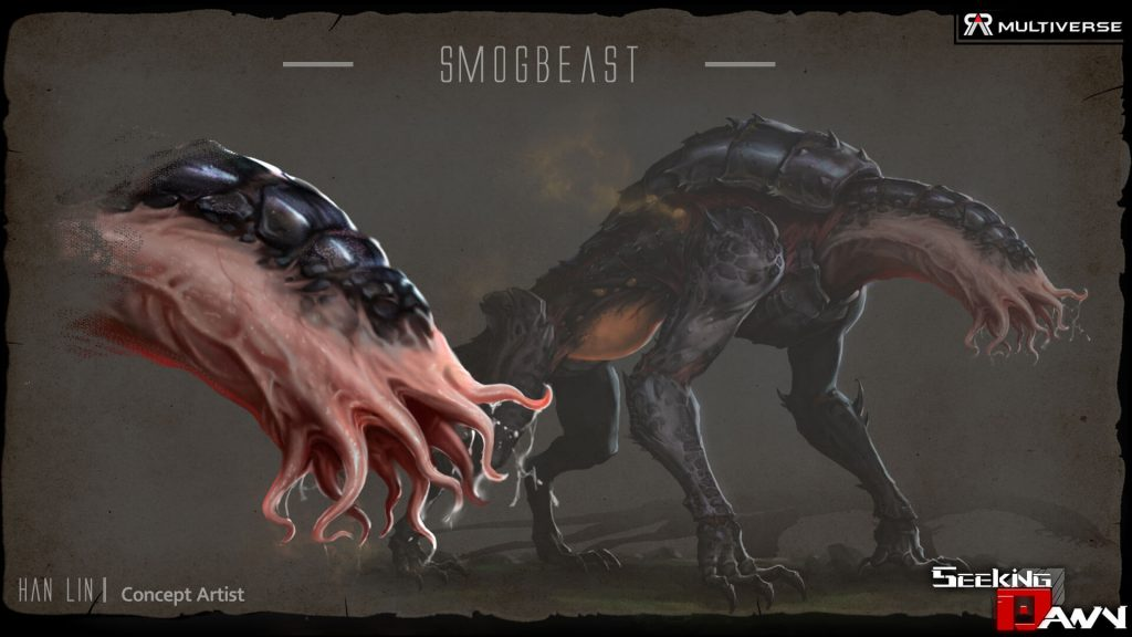 Seeking Dawn Smogbeast