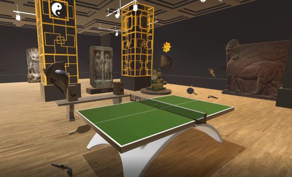 Eleven table tennis vr kostenloses probewochenende im - Friendship tennis de table ...