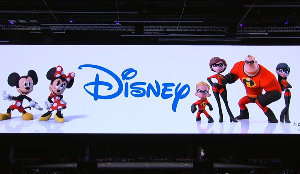Disney AR