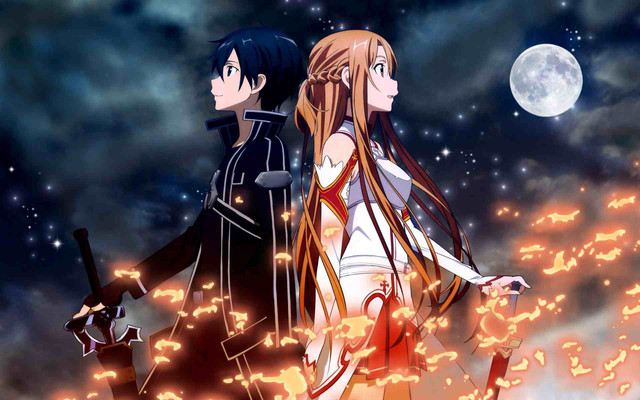 VR Anime Sword Art Online Erhalt Live Action Adaption Auf Netflix