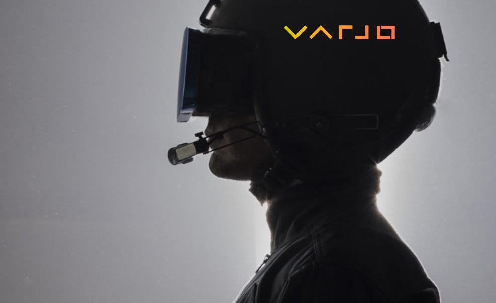 Varjo VR Brille