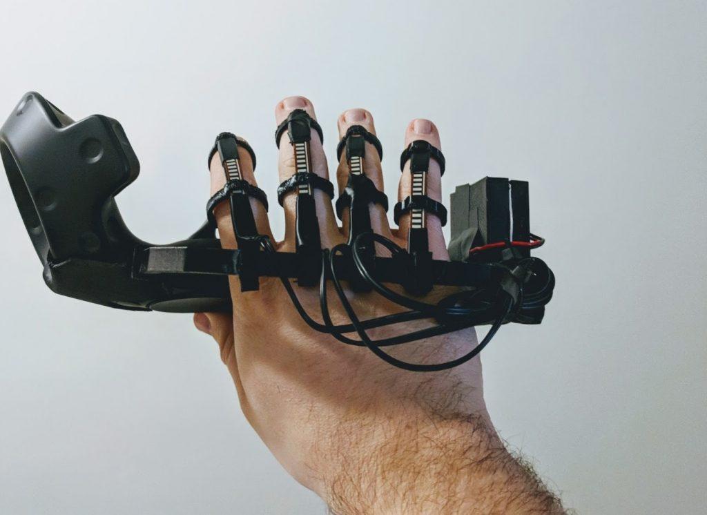 Vive DIY Knuckles 2