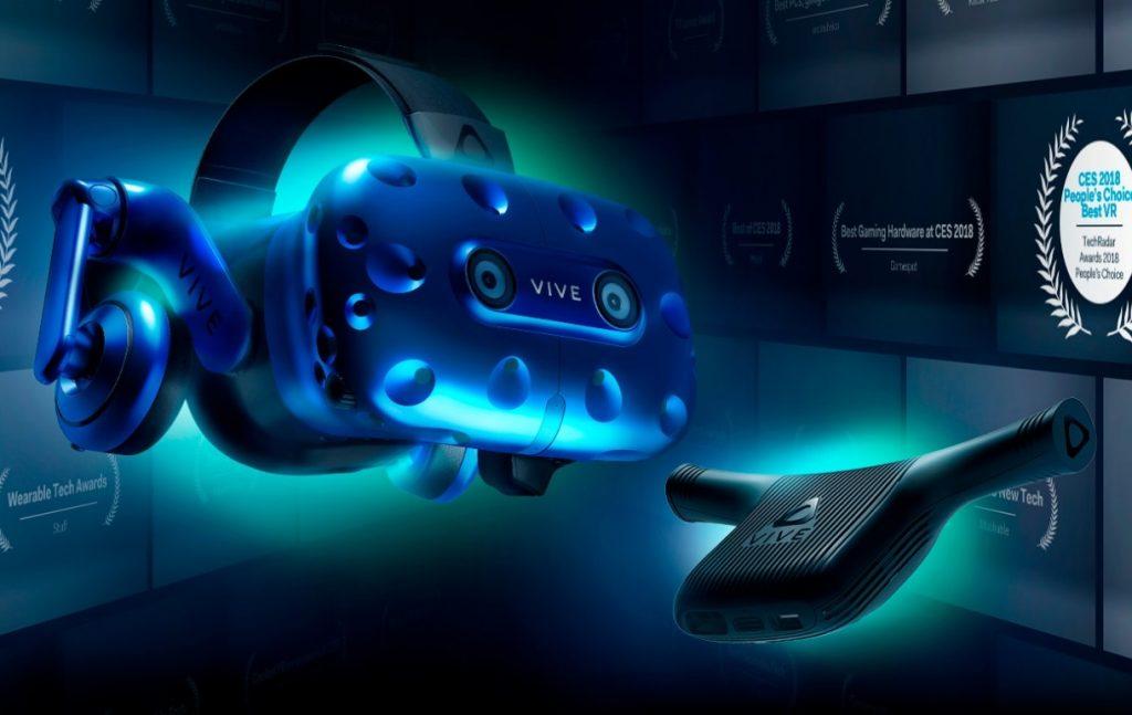 Vive Pro Wireless