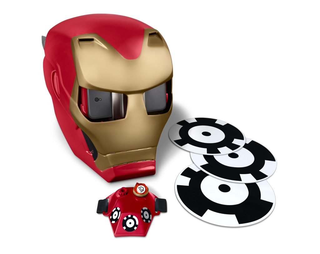 Hasbro Iron Man AR Helm