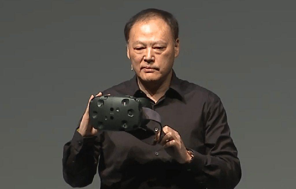 HTC Vive Vorstellung Smartphone