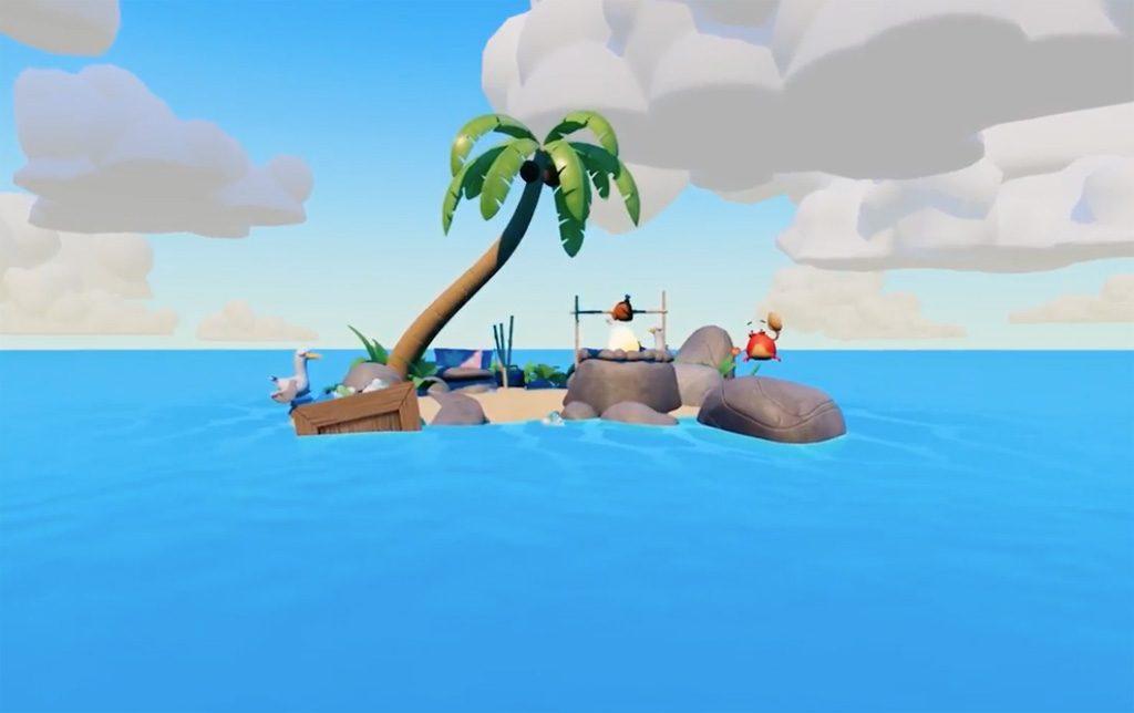 Island Time PSVR