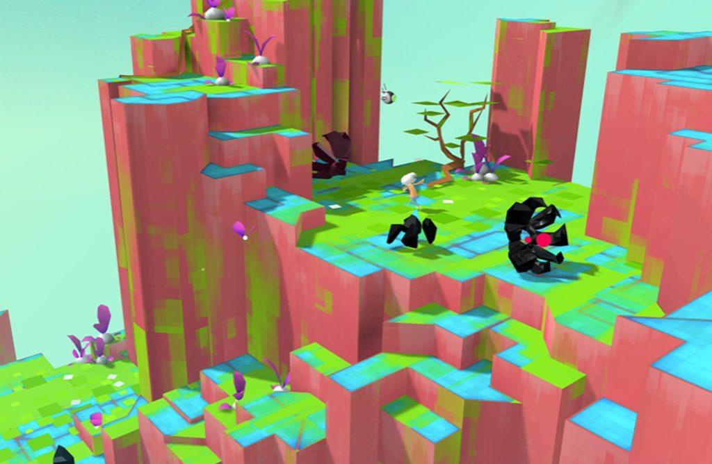 KIN VR Oculus Rift