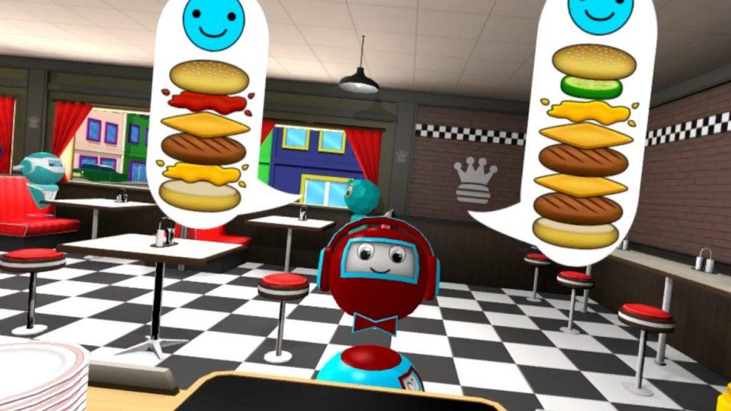 VR Diner Duo Oculus Rift