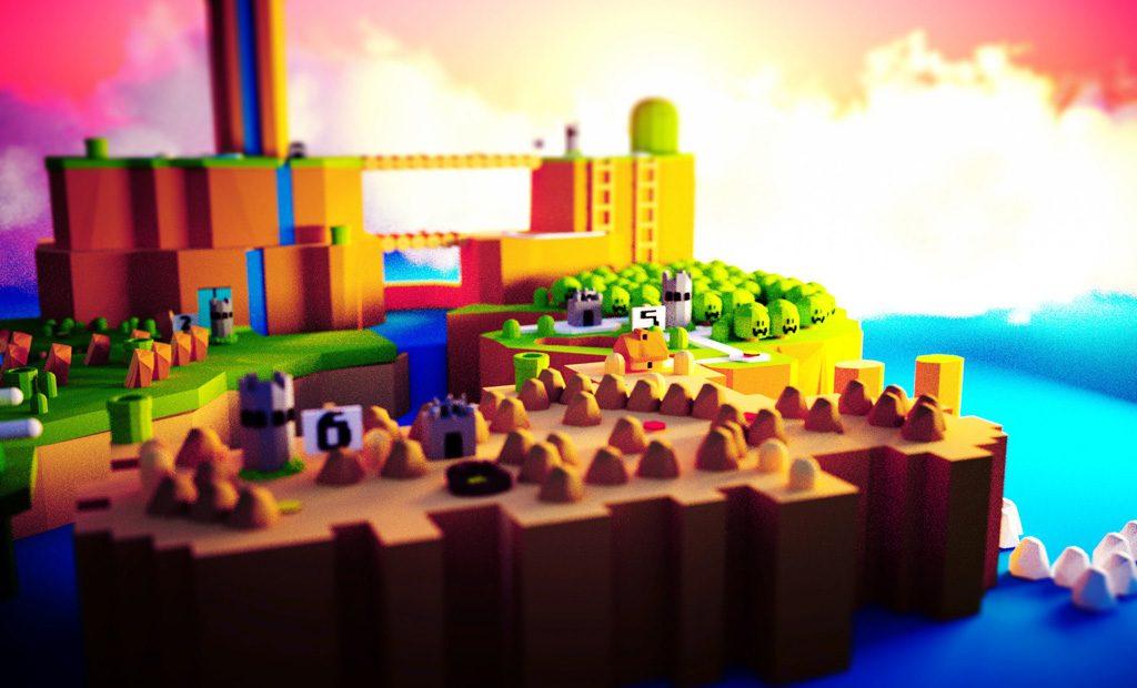 Super Mario World VR