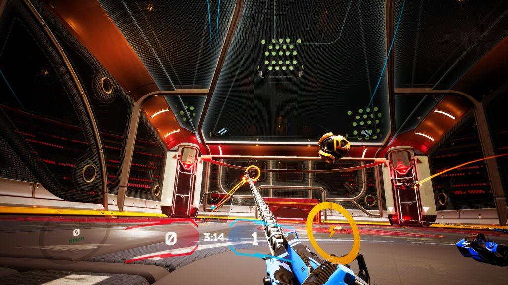 Speedball arena 3