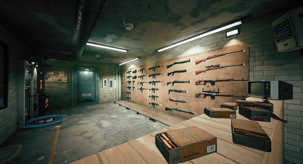 ZomDay Waffen