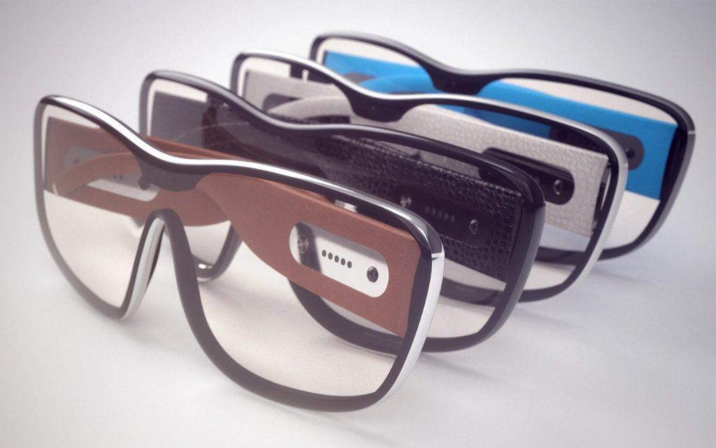 Apple AR-Brille Design