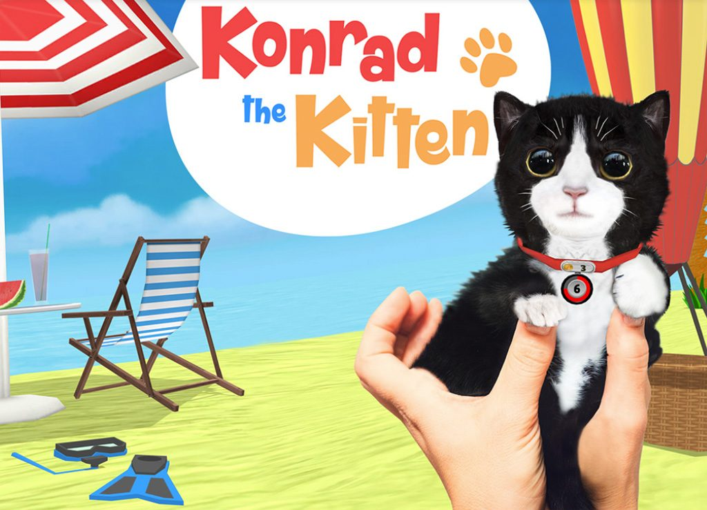 Konrad the Kitten VR
