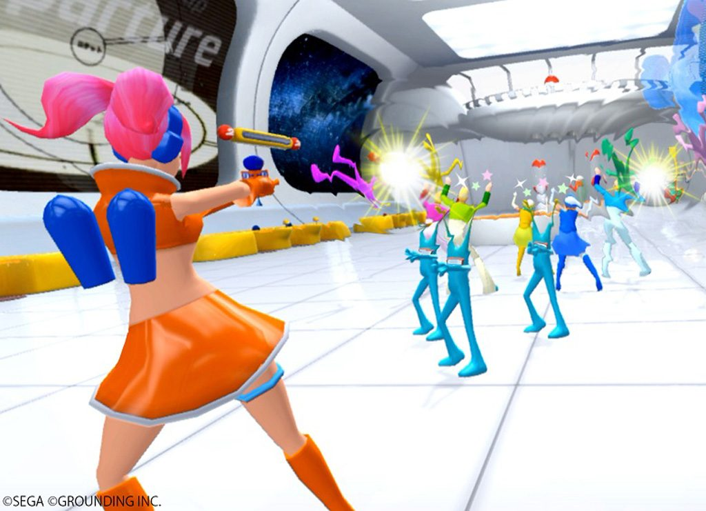 Space Channel 5 VR