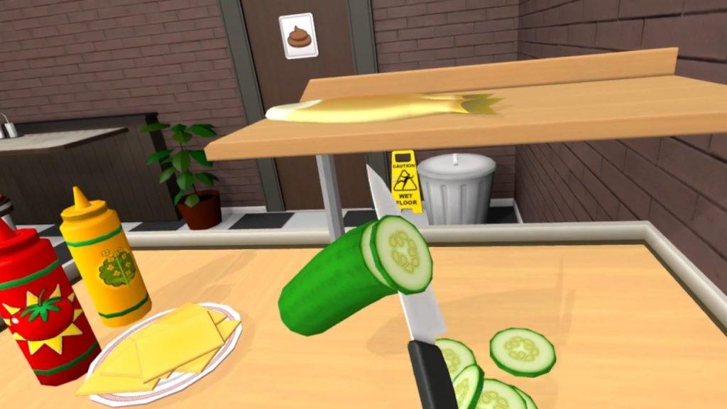 VR Diner Duo PSVR