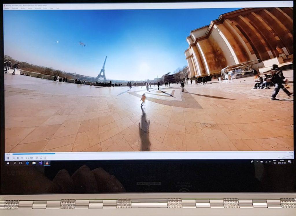 VLC Videolan 360 Grad