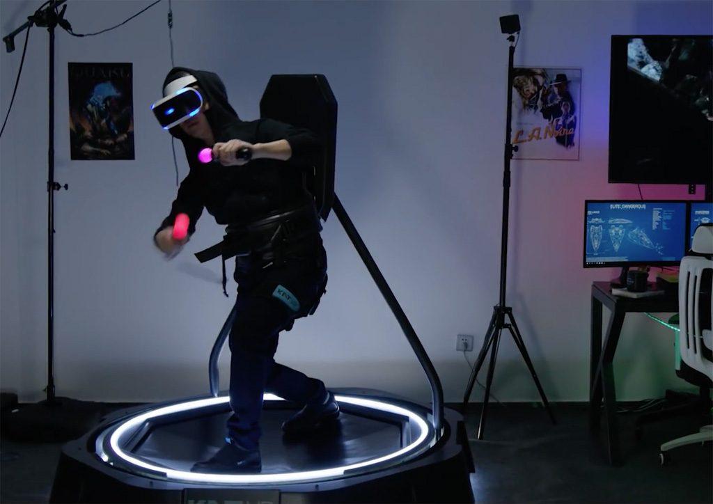 Kat Walk Mini VR