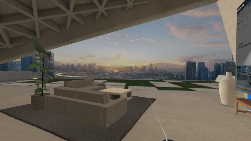 Windos-VR-Microsoft-Skyloft-Update