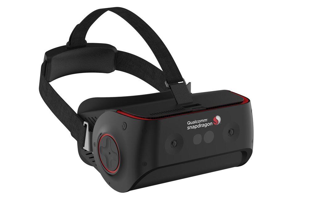 Goertek Qualcomm VR Headset