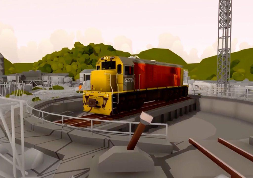 Rolling Line VR