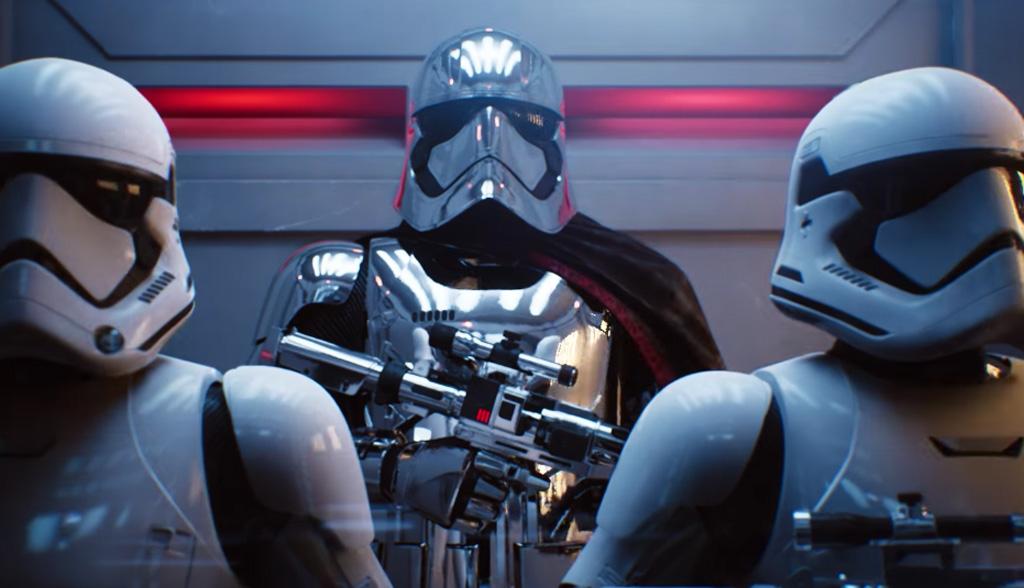 NVIDIA RTX Star Wars Demo