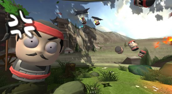 Kingdom of Blades Oculus Rift