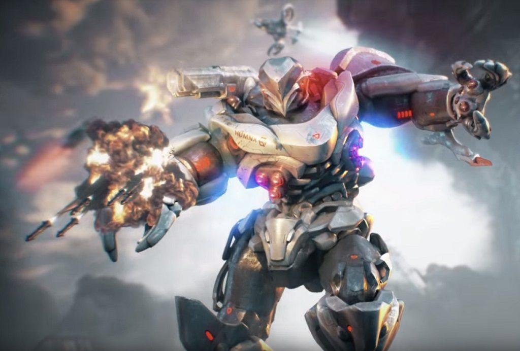 Archangel Hellfire Update Vive Rift