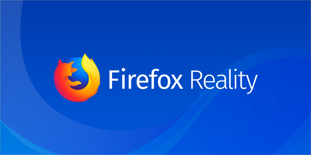 Firefox-Reality-Mozilla-XR