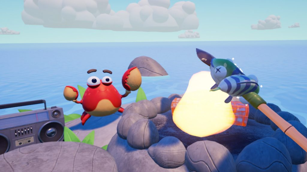Island Time VR HTC Vive
