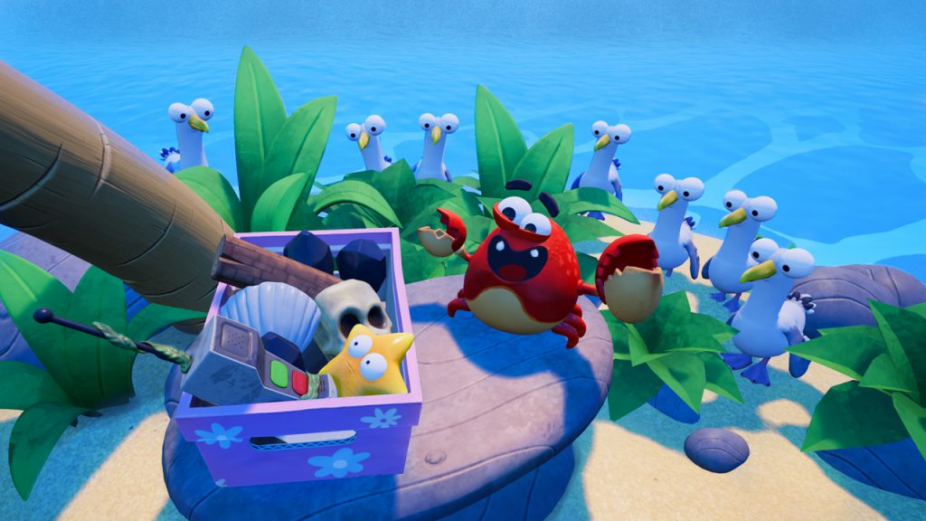 Island Time VR Oculus Rift