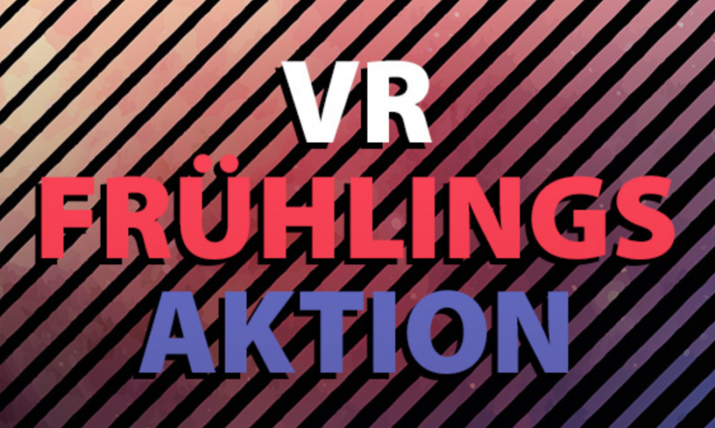 VR-Frühlingsaktion auf Steam