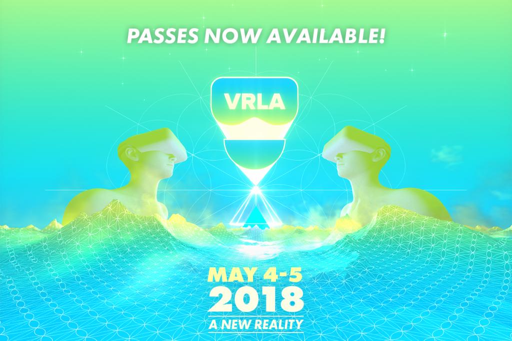 VRLA Event 2018