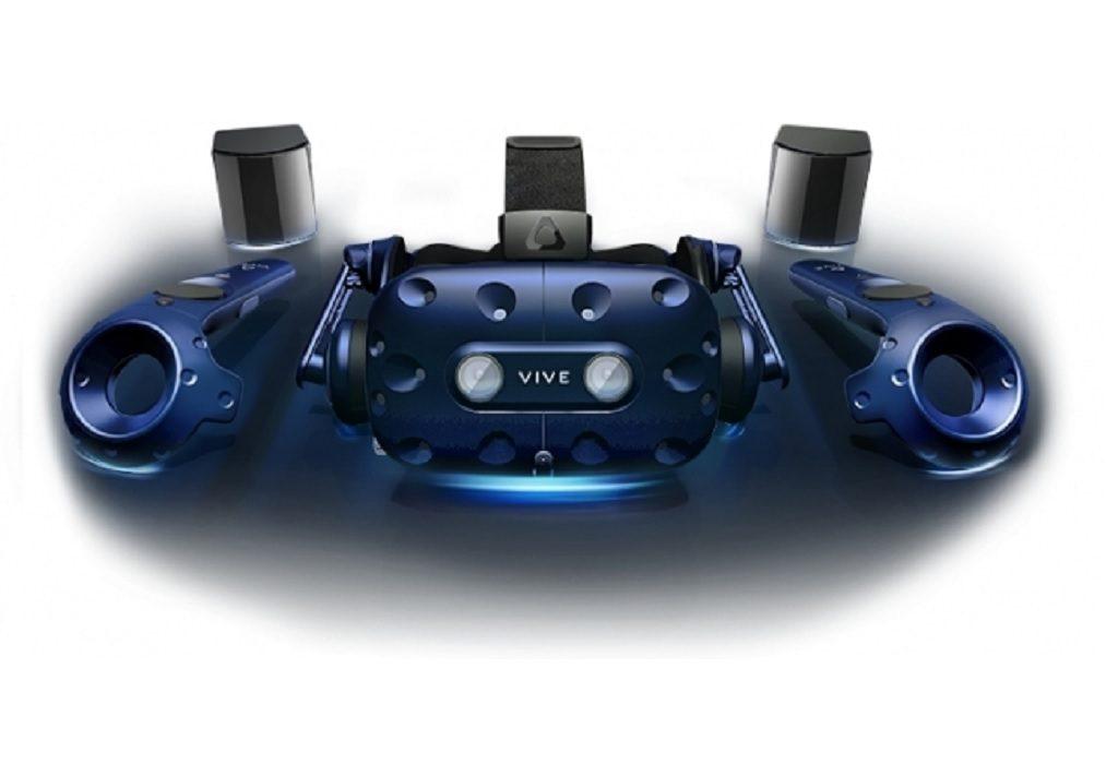 SteamVR HTC Vive Pro